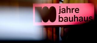 100 Jahre Bauhaus - Mythen und Realitäten einer gefeierten Institution