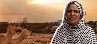 Klimawandel und Hunger: Multimedia-Story
