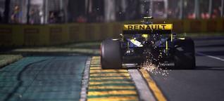 Renault in der Formel 1: Anführer der Abgehängten