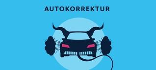 Autokorrektur #1-8 - Der Quarks Podcast für bessere Mobilität