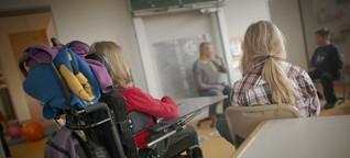 """Kinder mit Behinderung: """"Mein Sohn ist von 7.30 bis 20.30 Uhr permanent an meiner Seite"""""""