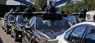 Was darf das Roboterauto?