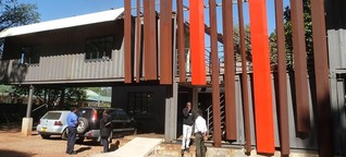 Covid-19 - Simbabwes Kreativszene nutzt die Krise als Chance