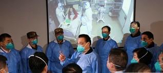 Coronavirus belastet Vertrauen zwischen Chinesen und Behörden