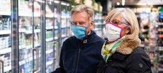 Corona-Mundschutz bei Aldi, Lidl, Rewe, Real - Wo es die Masken günstig gibt