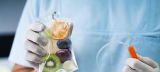 Vitamininfusionen: gefährlicher Trend? | Plusminus