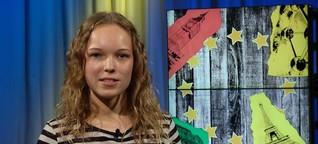 Mein Europa: Emilia Knebel, TU Dortmund