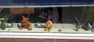 Bärenjagd auf holländisch - Ein Kinderspiel
