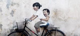 Penangs Antwort auf Banksy | Forum - Das Wochenmagazin
