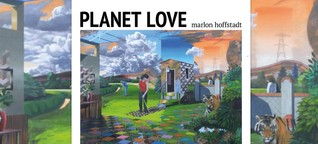 Marlon Hoffstadt - Planet Love // DJ-LAB.DE