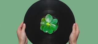 Nachhaltige Herstellung von Vinyl // DJ-LAB.DE