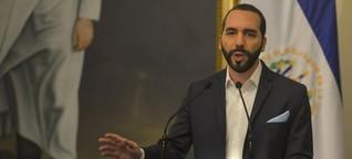 El Salvadors Präsident Bukele - Vom Hoffnungsträger zum Autokraten?