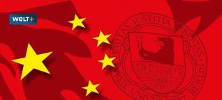 Wie eine deutsche Elite-Uni sich China andient