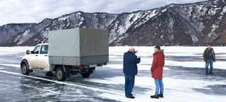 Neutrino-Teleskop im Baikalsee: Vom Eis zu den Sternen