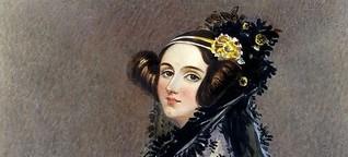 Zum 200. Geburtstag: Ada Lovelace - die erste Programmiererin?