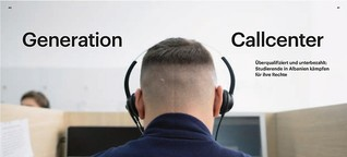 Generation Callcenter