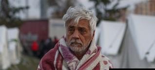 Erdbeben in Albanien: Verzweifelte Suche nach Überlebenden