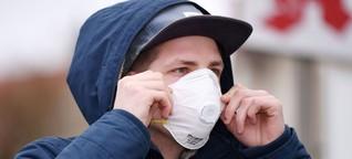 Wie ein 24-Jähriger mit Corona-Masken in kurzer Zeit extrem viel Geld verdiente