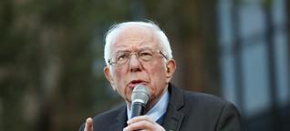 Plädoyer für Bernie Sanders