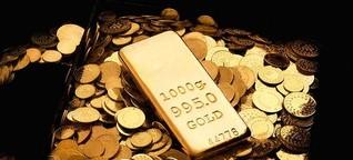 Goldmünzen und Goldbarren: Corona-Krise führt zu Engpässen
