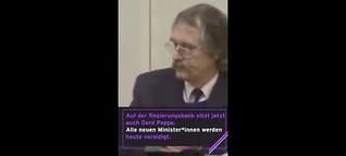 wende_rewind (rbb): Plötzlich Minister!
