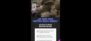 wende_rewind (rbb): Streit um die deutsche Grenze