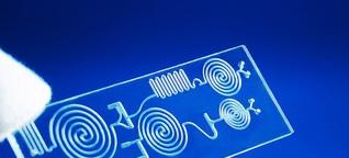 Ruß passé: Hochpräzises Laserschweißen von Thermoplasten