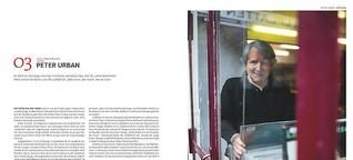 Porträt: Peter Urban für DER HAMBURGER