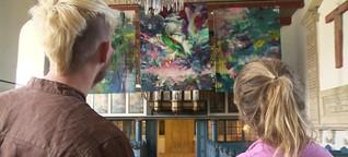 Tating: Kunst aus Hamburg für die St. Magnus Kirche