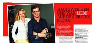 """Interview mit Barbara Schöneberger & Joko Winterscheidt: """"Das zwischen uns war Liebe auf den ersten Blick"""""""