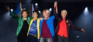"""Living In A Ghost Town"": Das Review zum neuen Rolling-Stones-Song"