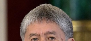Ex-Präsident in Kirgistan zu Haftstrafe verurteilt