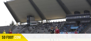 Mais qui es-tu le stade Robert-Bobin de Bondoufle ? (SoFoot.com)
