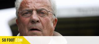 Jean-Claude, amen (SoFoot.com)