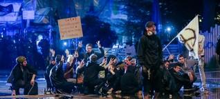 Liveblog G20-Gipfel: Vier Tage Ausnahmezustand