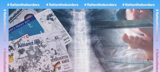 Über 80.000 Menschen in Deutschland sind nicht krankenversichert - eine davon ist Bahareh