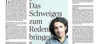 Interview mit Marco Balzano