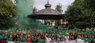 Parlamentsdebatte in Argentinien zur legalen Abtreibung vertagt