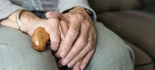 """Videoaufnahmen von Demenzkranken: """"Keine moralischen Bedenken?"""""""
