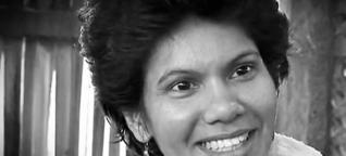 Menschenrechtlerin Shreen Saroor - Kämpferin für Frieden in Sri Lanka