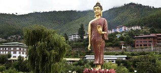 Territorialkonflikte im Himalaya: China setzt Bhutan unter Druck