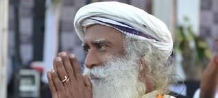 Verdreckte Flüsse in Indien - Ein Guru kämpft für sauberes Wasser