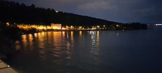 Adria: Mit dem Motorboot zu Europas Kulturhauptstadt 2020