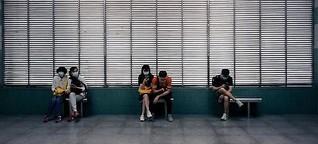 Junge Menschen in der Corona-Krise: Im Warteraum der Zukunft
