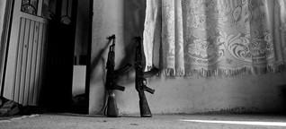 Deutsche kämpfen in Rojava: Zwischen Krieg und Frieden