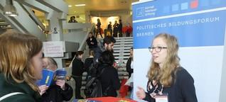 Mein FPJ-ABC: Ein Jahr bei der Konrad-Adenauer-Stiftung in Bremen