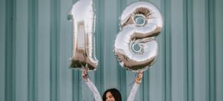 Wenn der 18. Geburtstag für gemischte Gefühle sorgt