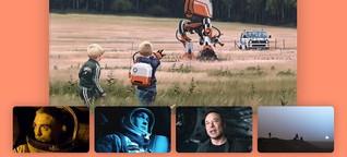 Diese galaktischen Filme und Serien erweitern den Horizont | W&V