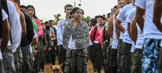 """Kolumbien: Todesursache """"Gewalt"""""""