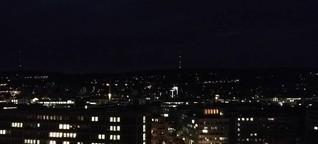 Nachtaktiv. Drei Menschen | Drei Orte | Drei Berufe | Eine Nacht
